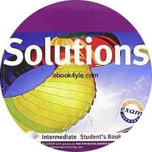 Solutions Intermediate Class Audio CD 3