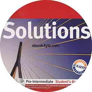 Solutions Pre-Intermediate Class Audio CD