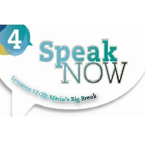 Speak Now 4 Unit 5 Lesson 17 - 20 Video
