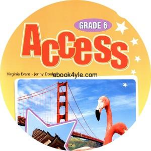 Access Grade 6 Class Audio CD