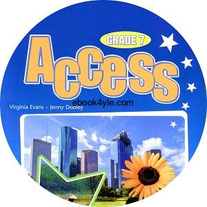 Access Grade 7 Class Audio CD