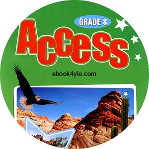 Access Grade 8 Class Audio CD