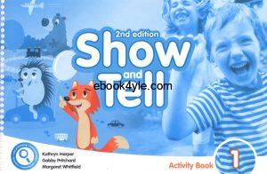 Show and Tell 1 Activity Book 2nd Edition
