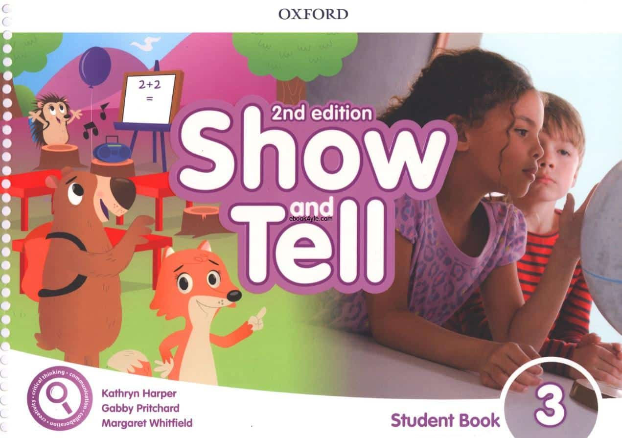 Show and Tell 3 Student Book 2nd Edition