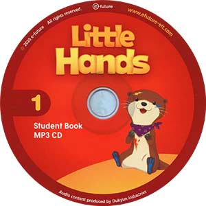 Little Hands 1 Student Book MP3 CD