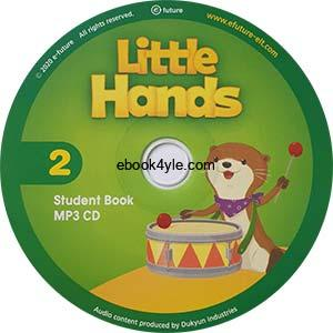 Little Hands 2 Student Book MP3 CD