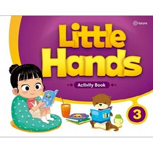 Little Hands 3 Activity Book
