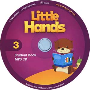 Little Hands 3 Student Book MP3 CD